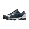 Mizuno Wave Select Nine Moulded Cleats Navy