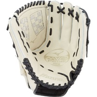 Mizuno GMVP 12 Inch Softball Glove Silver/Black