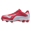 Mizuno Franchise 8 Moulded Cleats - Red