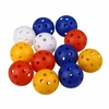 "9"" Plastic Practice Ball - 6 Pack"