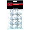 Rawlings 5 Inch plastic training balls 12 pack