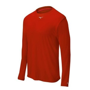 Mizuno Comp Long Sleeve Crew Undershirt