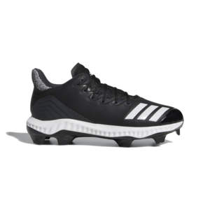Adidas Icon Bounce Moulded Cleats - Black