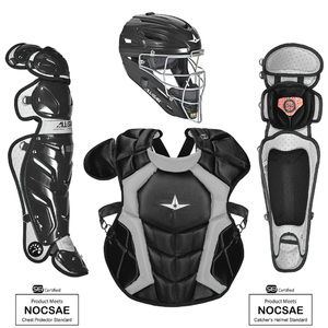 All Star S7 Axis Adult Catchers Set NOCSAE